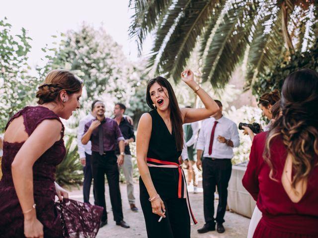 La boda de Guille y Sonia en Alginet, Valencia 131
