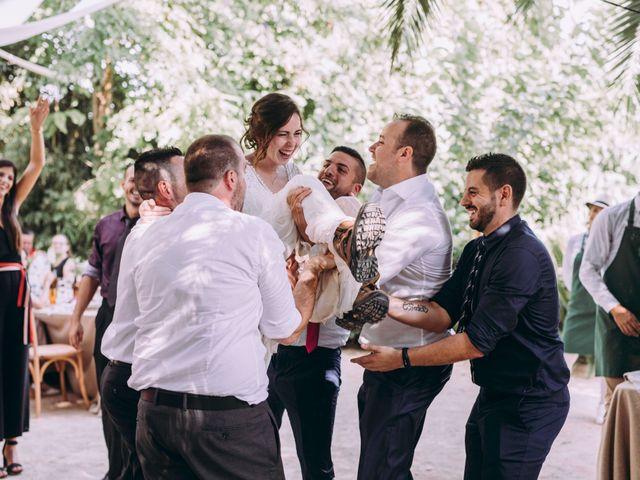 La boda de Guille y Sonia en Alginet, Valencia 132