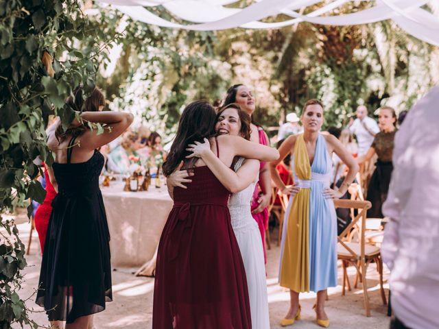 La boda de Guille y Sonia en Alginet, Valencia 134