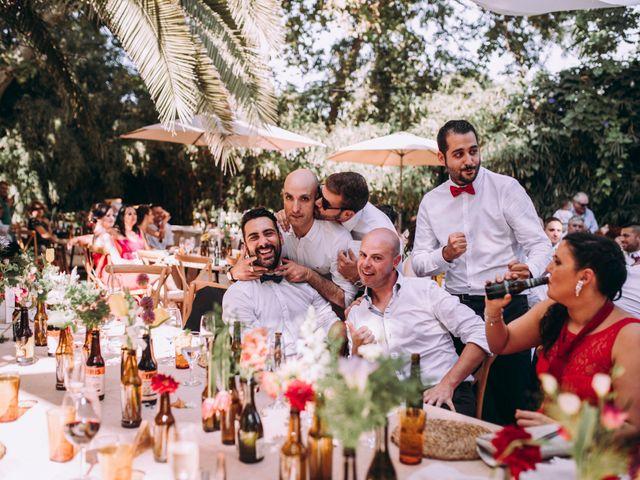 La boda de Guille y Sonia en Alginet, Valencia 136