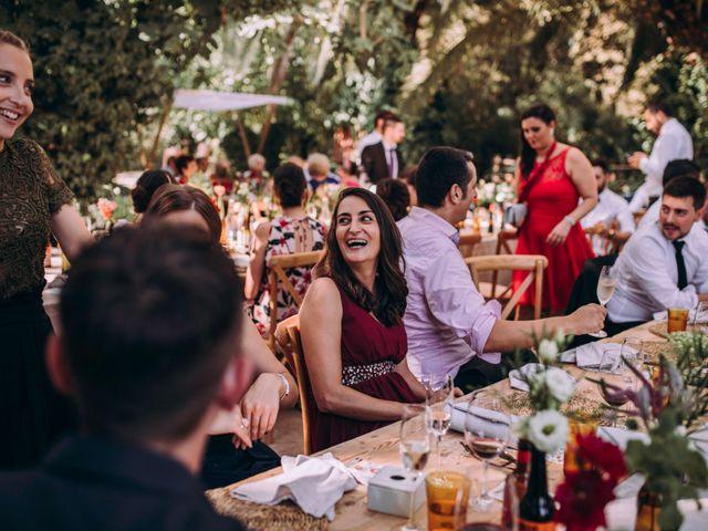 La boda de Guille y Sonia en Alginet, Valencia 137