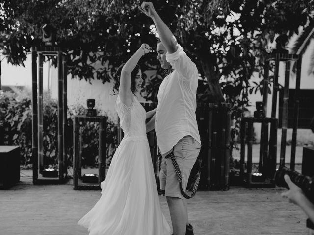 La boda de Guille y Sonia en Alginet, Valencia 153