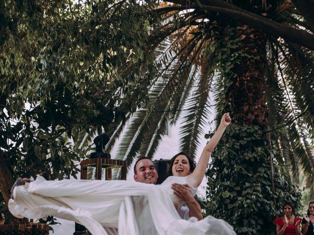 La boda de Guille y Sonia en Alginet, Valencia 154