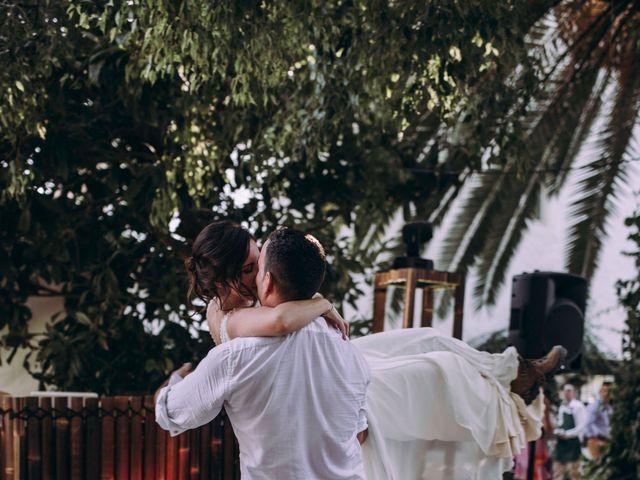 La boda de Guille y Sonia en Alginet, Valencia 155