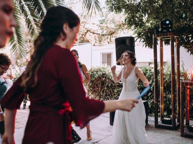 La boda de Guille y Sonia en Alginet, Valencia 156