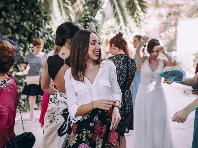 La boda de Guille y Sonia en Alginet, Valencia 157