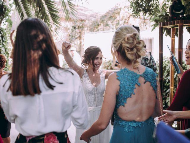 La boda de Guille y Sonia en Alginet, Valencia 158