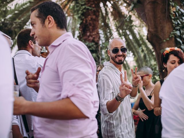 La boda de Guille y Sonia en Alginet, Valencia 160
