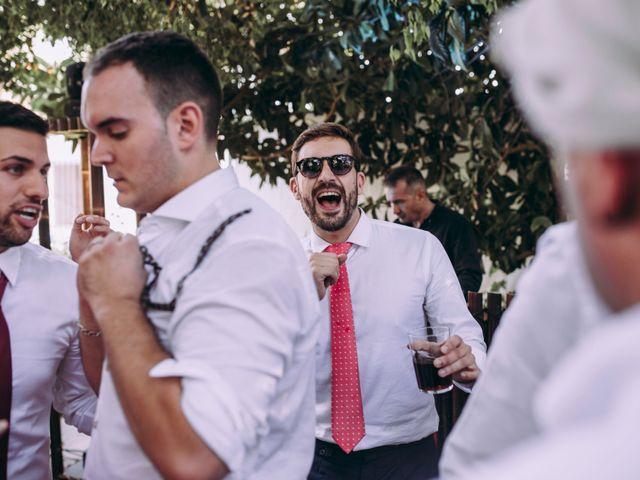 La boda de Guille y Sonia en Alginet, Valencia 161