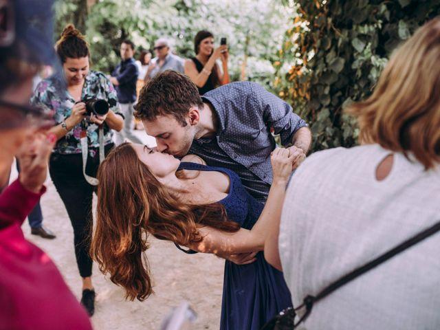 La boda de Guille y Sonia en Alginet, Valencia 163