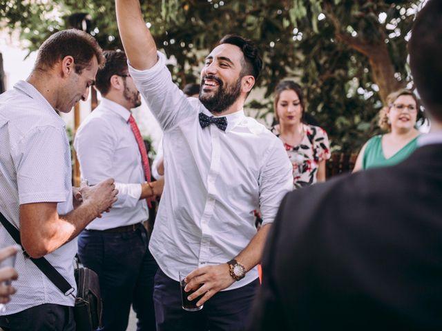 La boda de Guille y Sonia en Alginet, Valencia 165