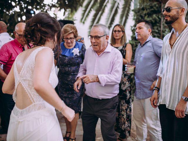 La boda de Guille y Sonia en Alginet, Valencia 168