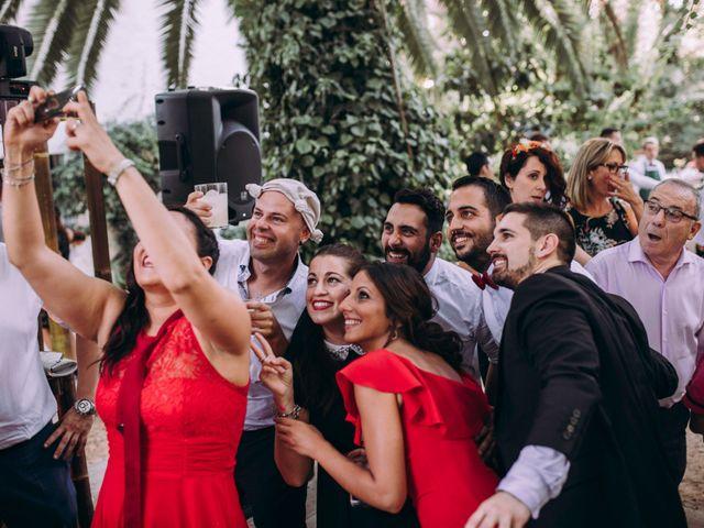 La boda de Guille y Sonia en Alginet, Valencia 170