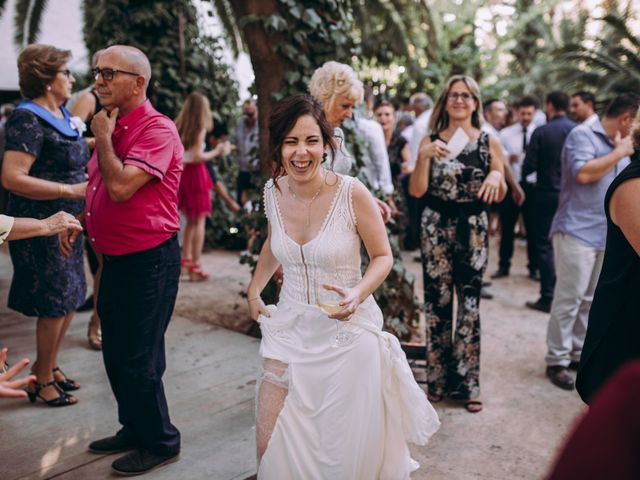 La boda de Guille y Sonia en Alginet, Valencia 174