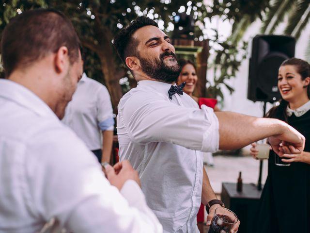 La boda de Guille y Sonia en Alginet, Valencia 181
