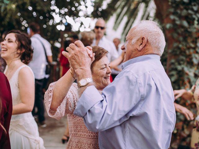 La boda de Guille y Sonia en Alginet, Valencia 182
