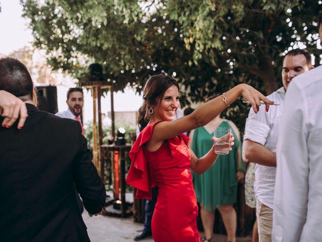 La boda de Guille y Sonia en Alginet, Valencia 183