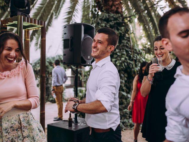 La boda de Guille y Sonia en Alginet, Valencia 184