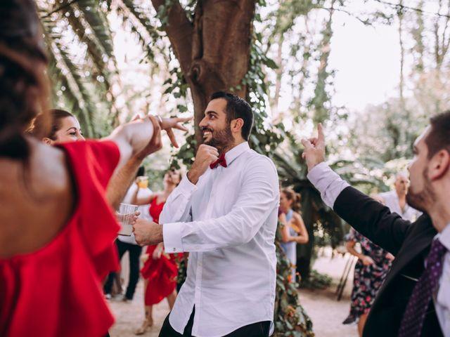 La boda de Guille y Sonia en Alginet, Valencia 186