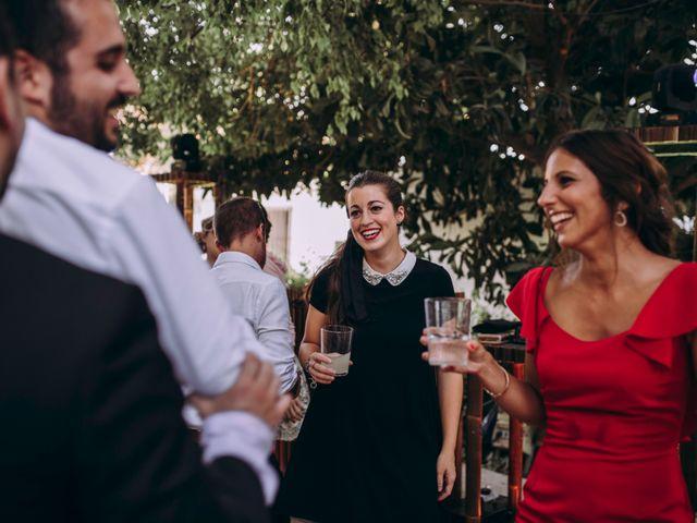 La boda de Guille y Sonia en Alginet, Valencia 187