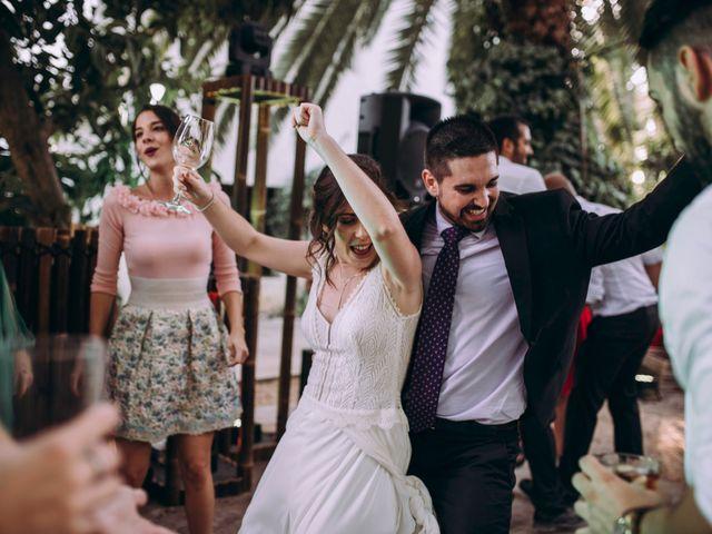 La boda de Guille y Sonia en Alginet, Valencia 190