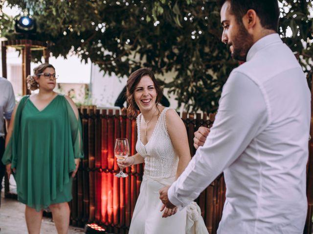 La boda de Guille y Sonia en Alginet, Valencia 192