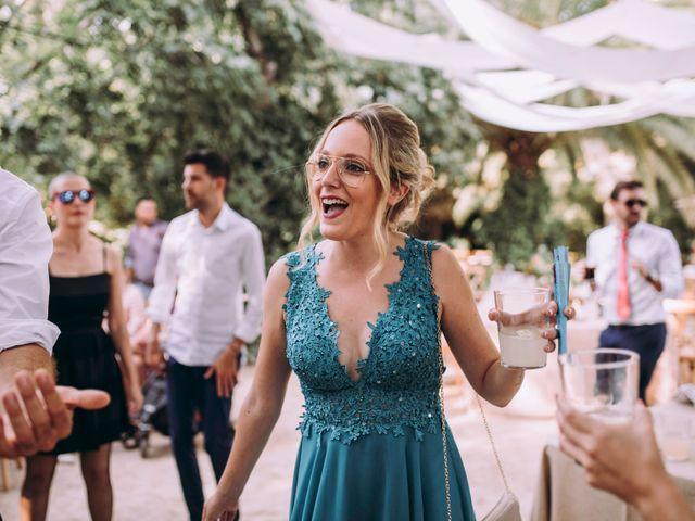La boda de Guille y Sonia en Alginet, Valencia 193
