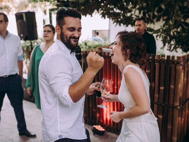 La boda de Guille y Sonia en Alginet, Valencia 194