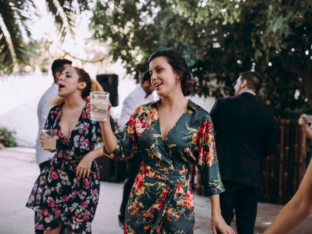 La boda de Guille y Sonia en Alginet, Valencia 198