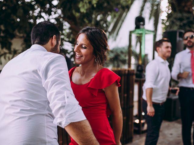 La boda de Guille y Sonia en Alginet, Valencia 199