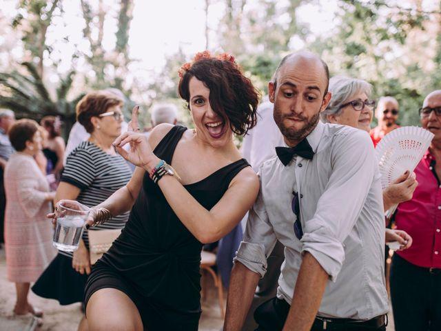 La boda de Guille y Sonia en Alginet, Valencia 200