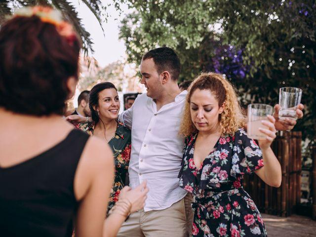 La boda de Guille y Sonia en Alginet, Valencia 201