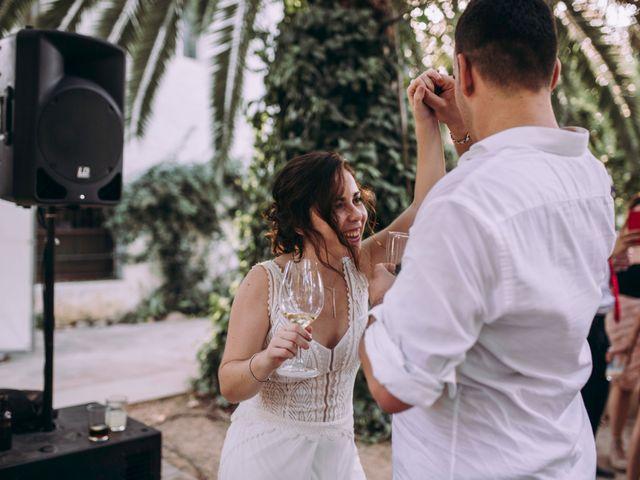 La boda de Guille y Sonia en Alginet, Valencia 204