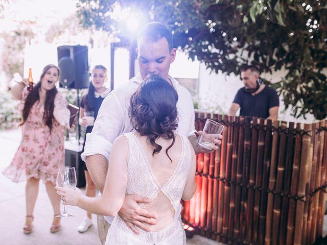 La boda de Guille y Sonia en Alginet, Valencia 208