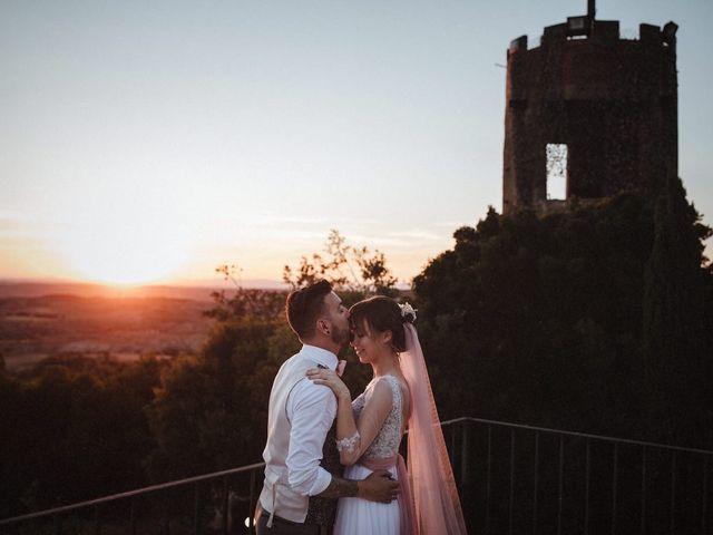 La boda de Luz y Jaime