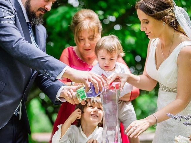 La boda de Cristian y Ainhoa  en Laguardia, Álava 1
