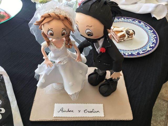La boda de Cristian y Ainhoa  en Laguardia, Álava 4