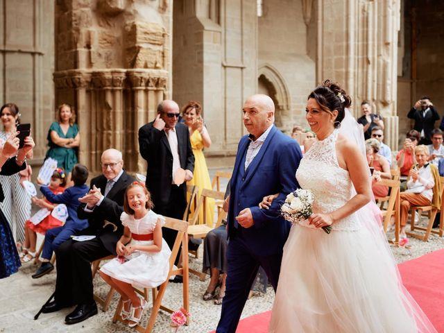 La boda de Javier y Arantzatzu en Logroño, La Rioja 4