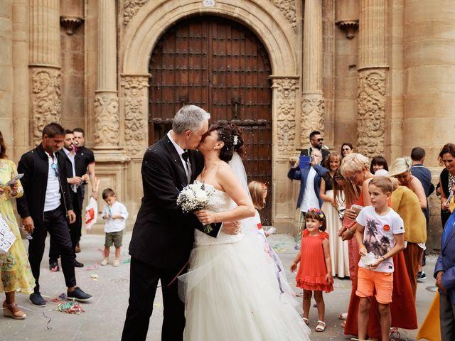 La boda de Javier y Arantzatzu en Logroño, La Rioja 11