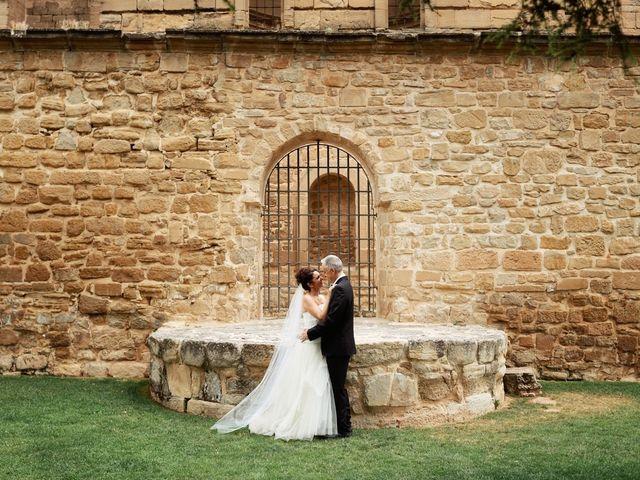 La boda de Javier y Arantzatzu en Logroño, La Rioja 13