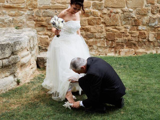La boda de Javier y Arantzatzu en Logroño, La Rioja 1