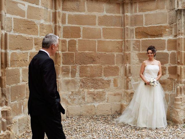 La boda de Javier y Arantzatzu en Logroño, La Rioja 19