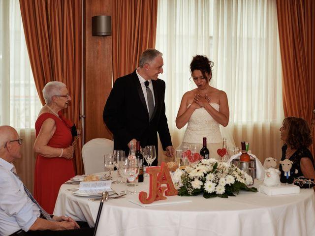 La boda de Javier y Arantzatzu en Logroño, La Rioja 26