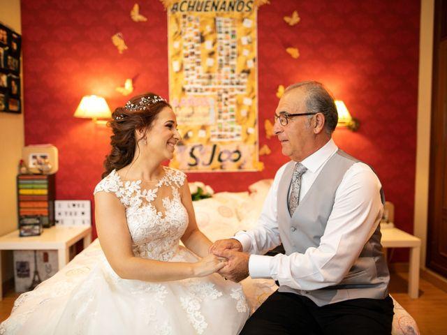 La boda de Antonio y Fátima en Almendralejo, Badajoz 20