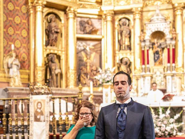 La boda de Antonio y Fátima en Almendralejo, Badajoz 29