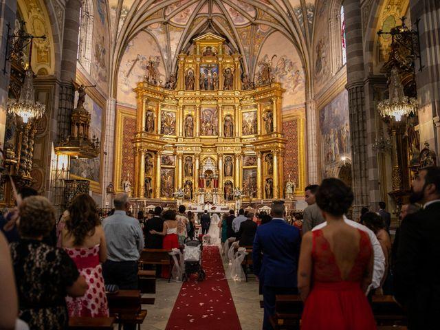 La boda de Antonio y Fátima en Almendralejo, Badajoz 31