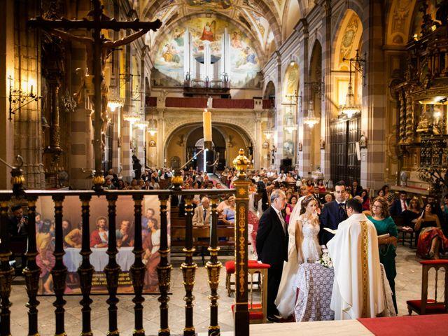 La boda de Antonio y Fátima en Almendralejo, Badajoz 34