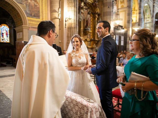 La boda de Antonio y Fátima en Almendralejo, Badajoz 36