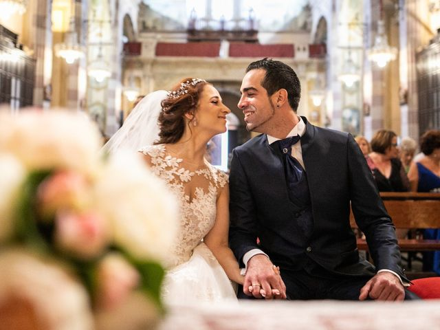 La boda de Antonio y Fátima en Almendralejo, Badajoz 39