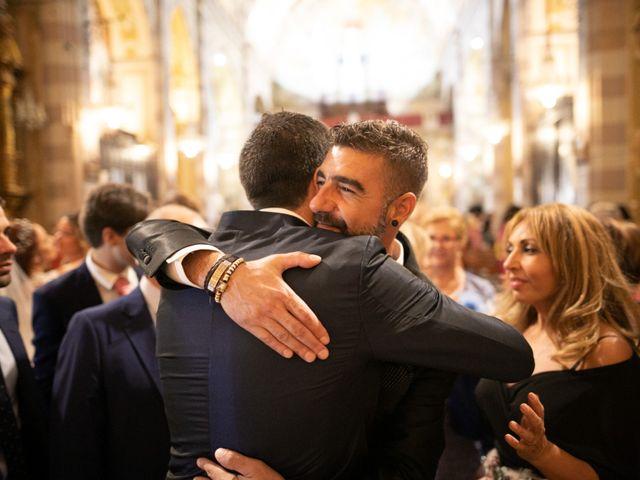 La boda de Antonio y Fátima en Almendralejo, Badajoz 41
